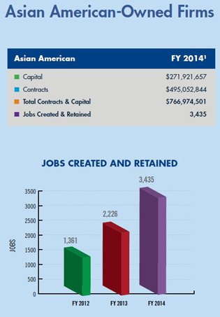 Asian American-Owned Firms