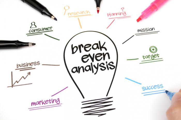 Break Even Analysis: Know When You Can Expect a Profit | Minority Business  Development Agency